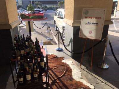 Sun Coast Resources, Inc. wine toss